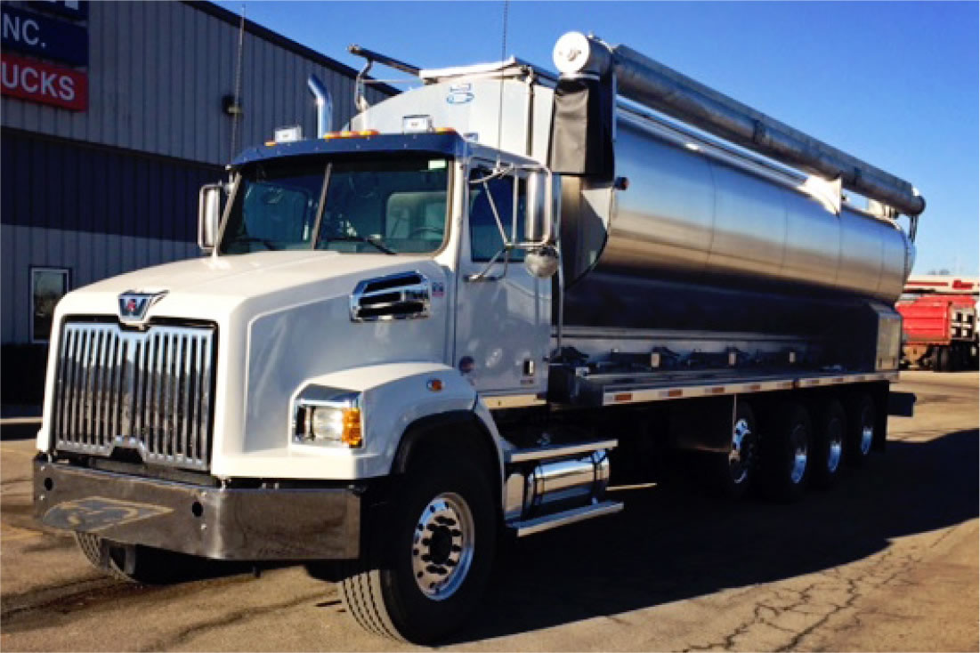Farm / Agriculture Trucks
