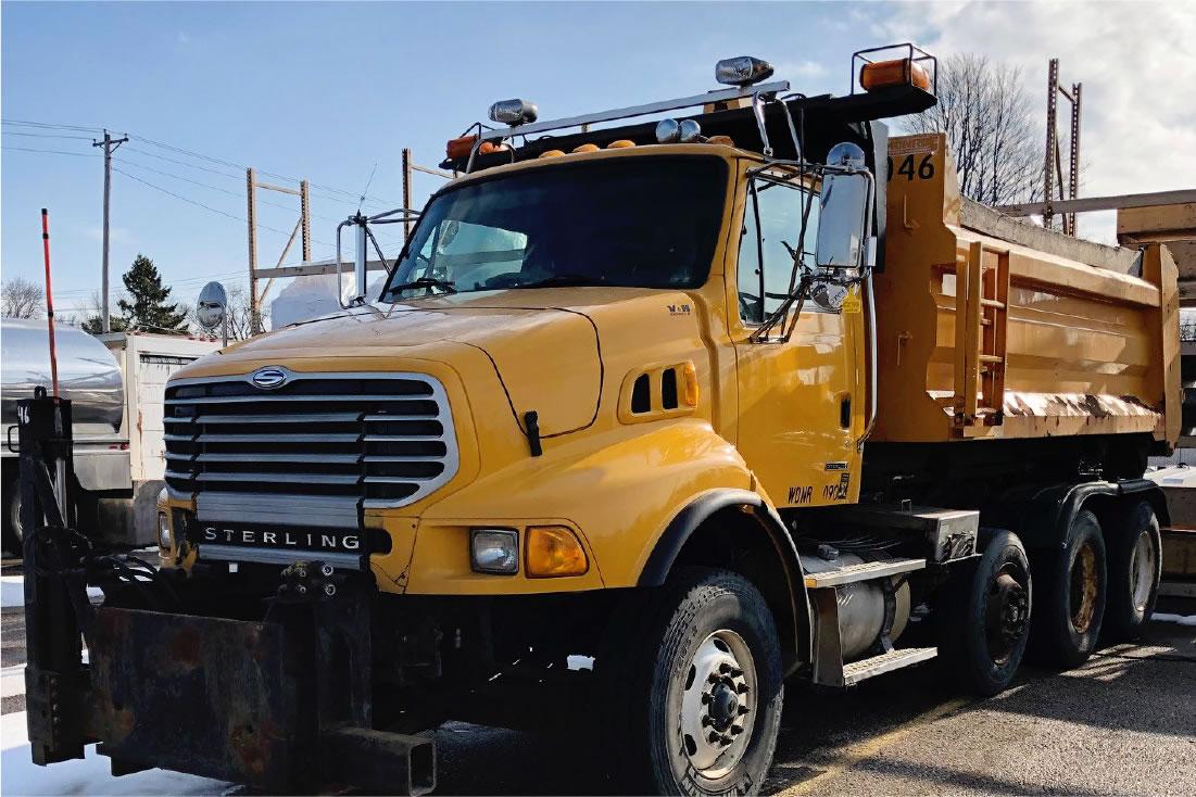 Municipal Trucks